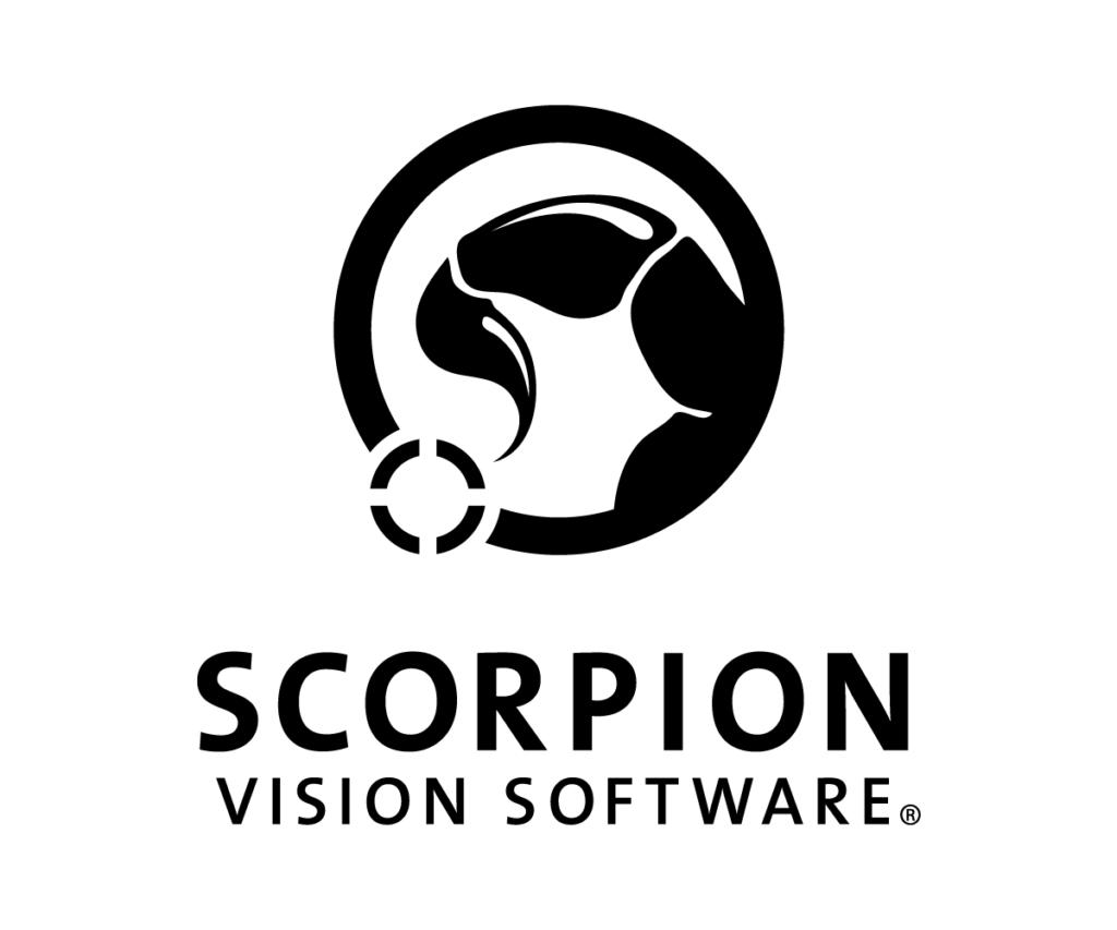 Scorpion vision software logo black